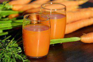 wartości odżywcze soków warzywnych
