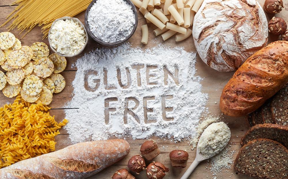 alergia na gluten