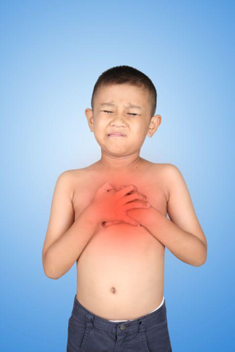 Jak poradzić sobie z refluksem u dziecka?