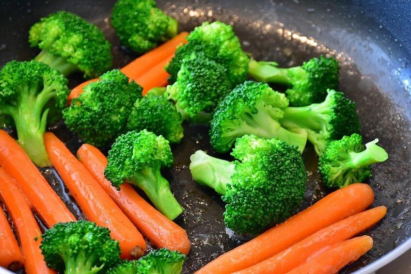 Szybki i zdrowy obiad – gotowe mieszanki warzyw